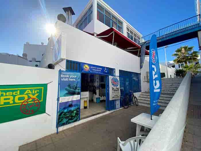 Dive Centre Lanzarote - Manta Diving Lanzarote located in Puerto Del Carmen
