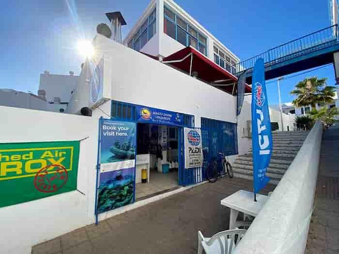 Dive Centre Lanzarote - Manta Diving Lanzarote located in Puerto Del Carmen