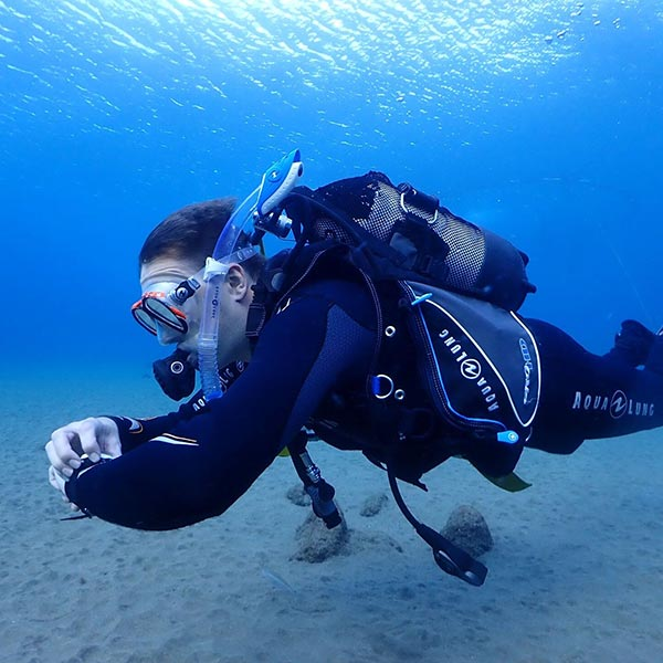 Navigation Course as part of Advanced Course in Puerto Del Carmen, Lanzarote | PADI 5* Dive Centre Lanzarote