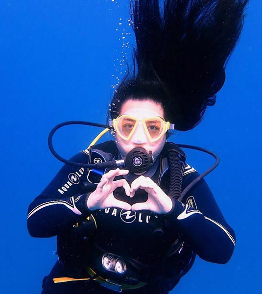 Experience the best diving with the number 1 dive centre in Lanzarote