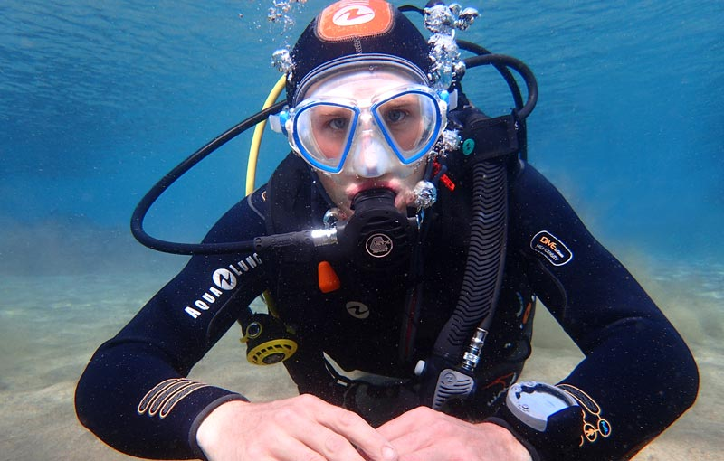 Open Water Diver Lanzarote | Get Scuba Certification in Lanzarote
