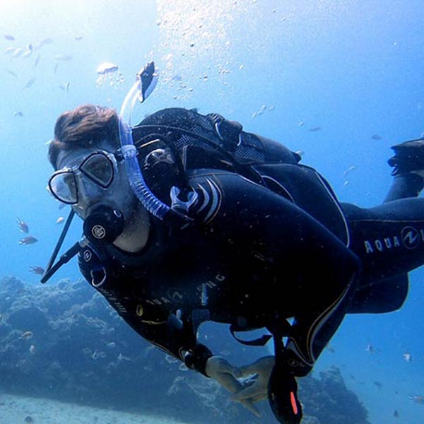 PADI Open Water Course Lanzarote | Manta Diving Lanzarote
