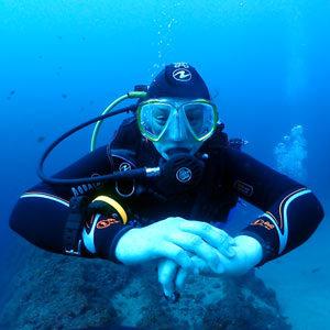Petra Advanced Course Lanzarote | Manta Dive Centre Lanzarote