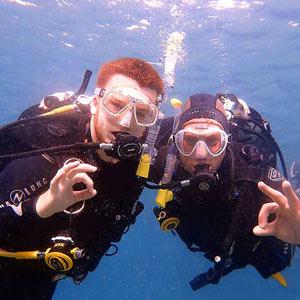 Conor Divemaster Course Lanzarote