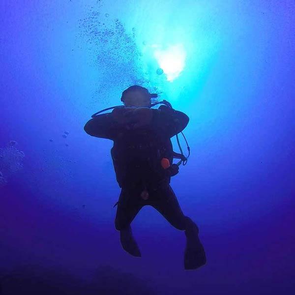 PADI deep course   Diving Puerto Del Carmen