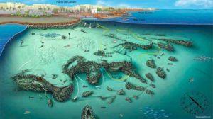 Blue Hole | Dive Sites Lanzarote