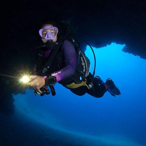 Cathedral | Lanzarote Diving Sites | Dive Prices Lanzarote