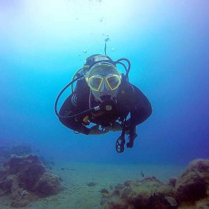PADI Divemaster Course Manta Diving Lanzarote