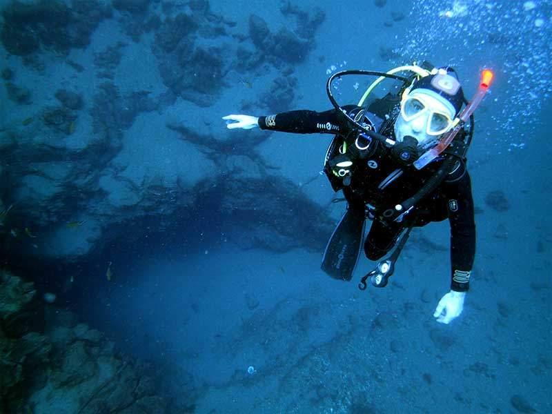 PADI ReActivate Dive Centre Lanzarote - Refresher Dive Lanzarote