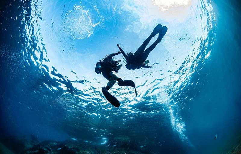 PADI Rescue Course Lanzarote | Rescue Diver | Manta Diving Lanzarote