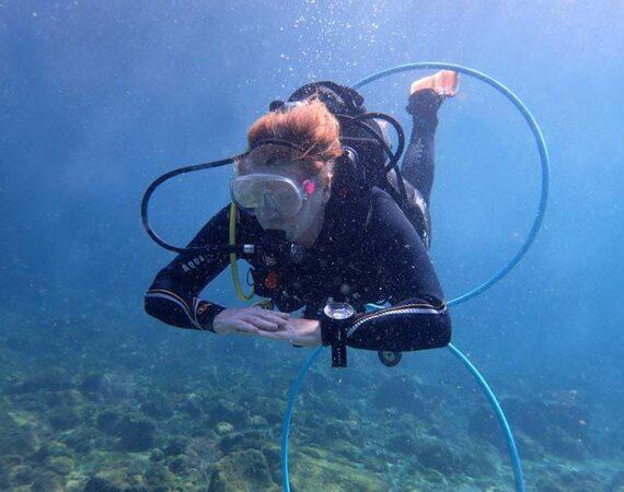 PADI Peak Performance Buoyancy course with Manta Diving Lanzarote   Scuba diving in Lanzarote
