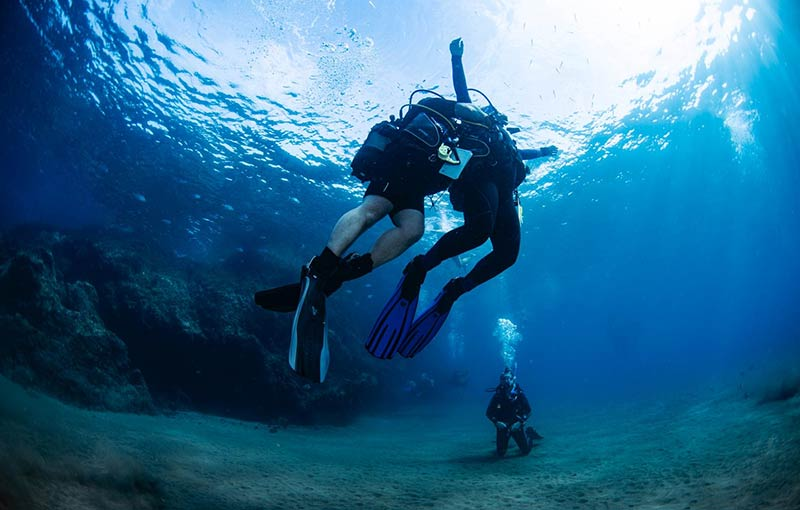 Rescue Diver | Lanzarote Dive Centre PADI | PADI Rescue Course