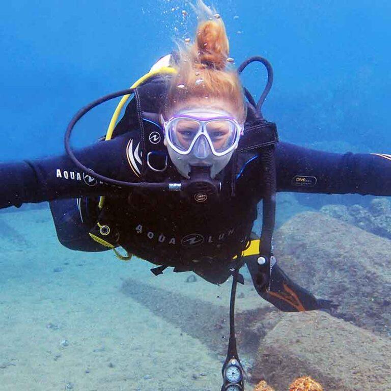 PADI Open Water Lanzarote