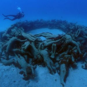 Underwater Museum Lanzarote is open for diving!