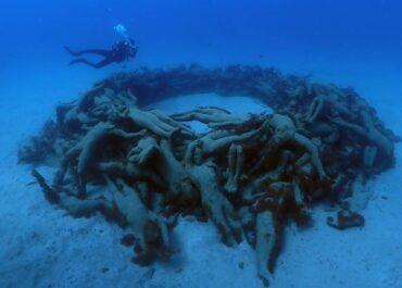 Underwater Museum Lanzarote is open for diving!