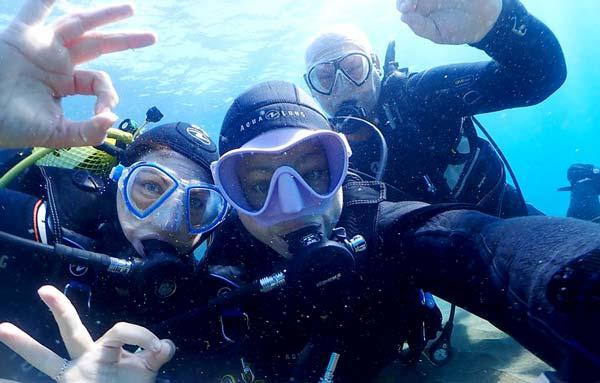 PADI Open Water Course Lanzarote | Learn to scuba dive | Manta Diving Lanzarote