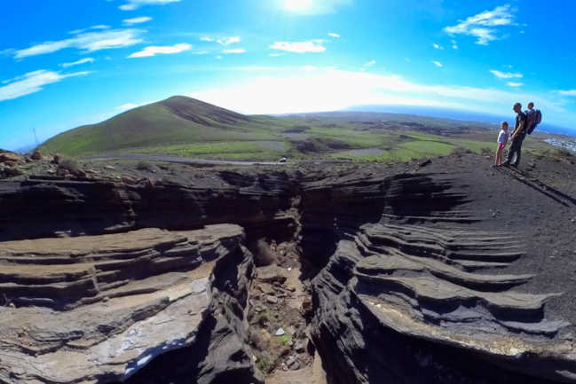 The Grand Canyon of Lanzarote - Exploring Lanzarote's hiking trails