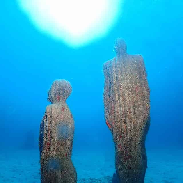 Dive the Underwater Museum in Lanzarote | Museo Atlantico