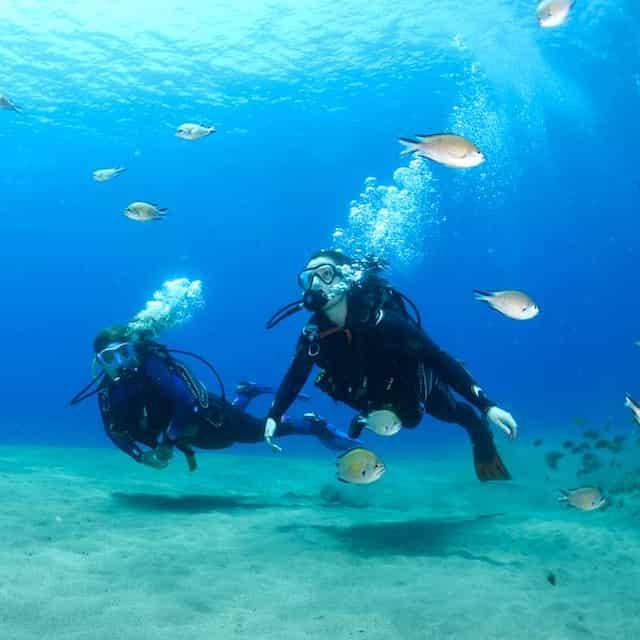 First Time Diving Lanzarote   Scuba Diving Try Dive Puerto Del Carmen
