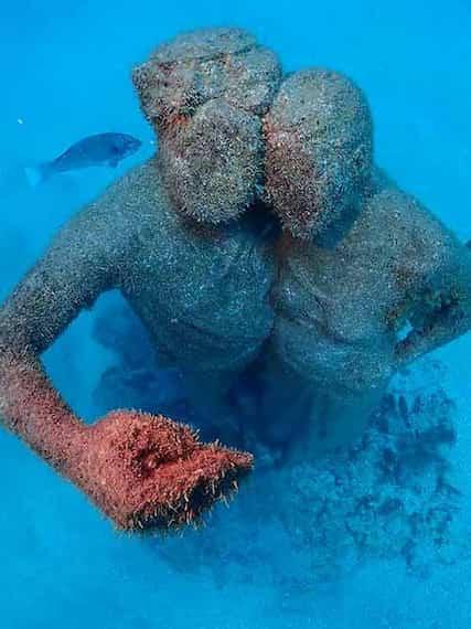 Museo Atlantico | Underwater Museum Lanzarote | Playa Blanca | Manta Diving Lanzarote