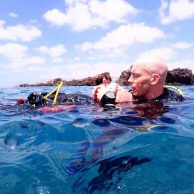 PADI Rescue Course Lanzarote | Manta Diving Lanzarote