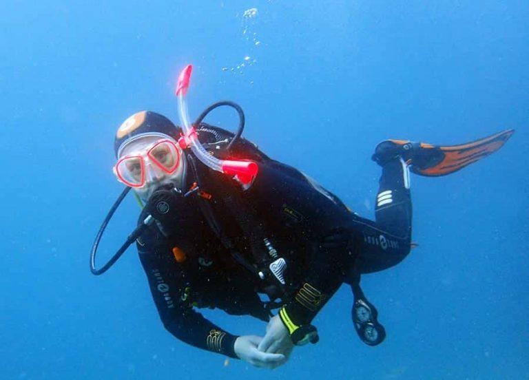 PADI course Puerto Del Carmen Lanzarote | Manta Dive Centre